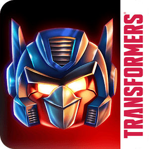 ЧИТ Angry Birds Transformers. ВЗЛОМ на кристаллы и монеты.