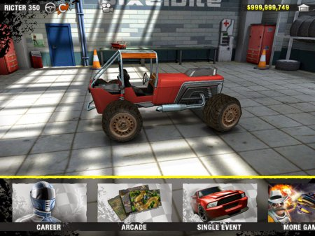 ЧИТ на Reckless Racing 3