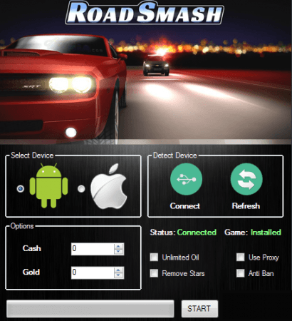 ЧИТ на Road Smash: Crazy Racing