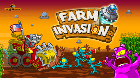 ЧИТ Farm Invasion USA. ВЗЛОМ на кукурузу, броню и топливо.