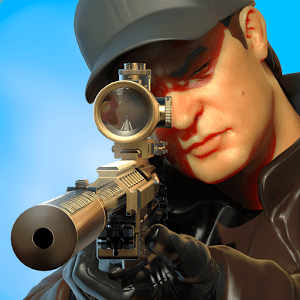ЧИТ Sniper 3D Assassin. ВЗЛОМ на монеты и кристаллы.