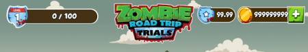 ЧИТ Zombie Road Trip Trials. ВЗЛОМ на монеты + EZUNLOCK[1.0]