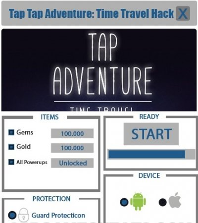 ВЗЛОМ Tap Adventure: Time Travel