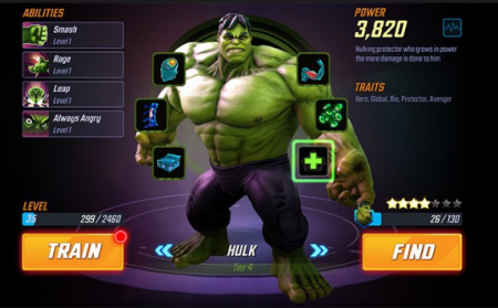 чит на взлом MARVEL Strike Force